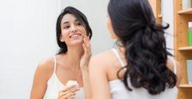 Cómo deshacerse de la piel grasa, la piel seca