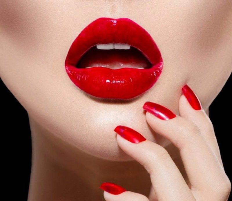 Cómo obtener labios más sensuales y sexys