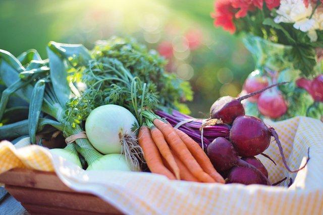 Verduras de invierno para el cuidado de la salud