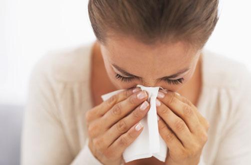 espinillas ciegas en la nariz