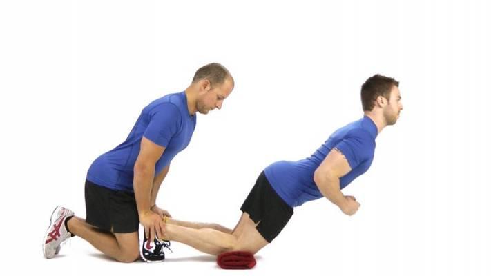 dolor en parte trasera de la rodilla