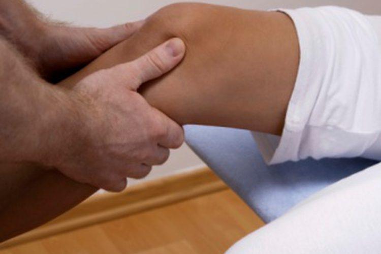 dolor en parte trasera rodilla