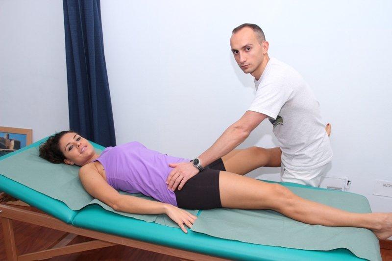 lesion detras de la rodilla