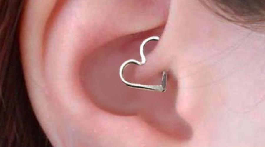 daith piercing cuidados